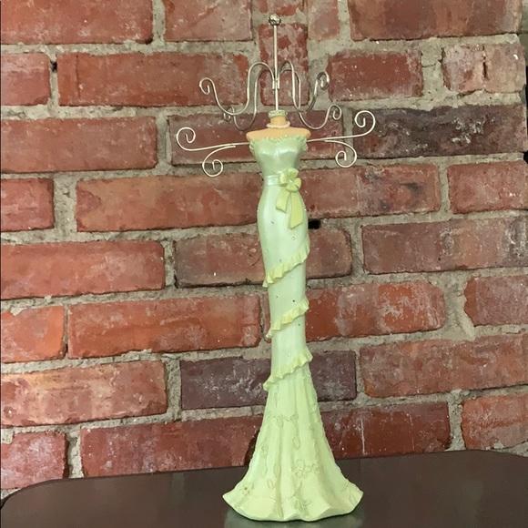 Jewelry Stand Other - Dress Form Jewelry Stand 8 Hooks